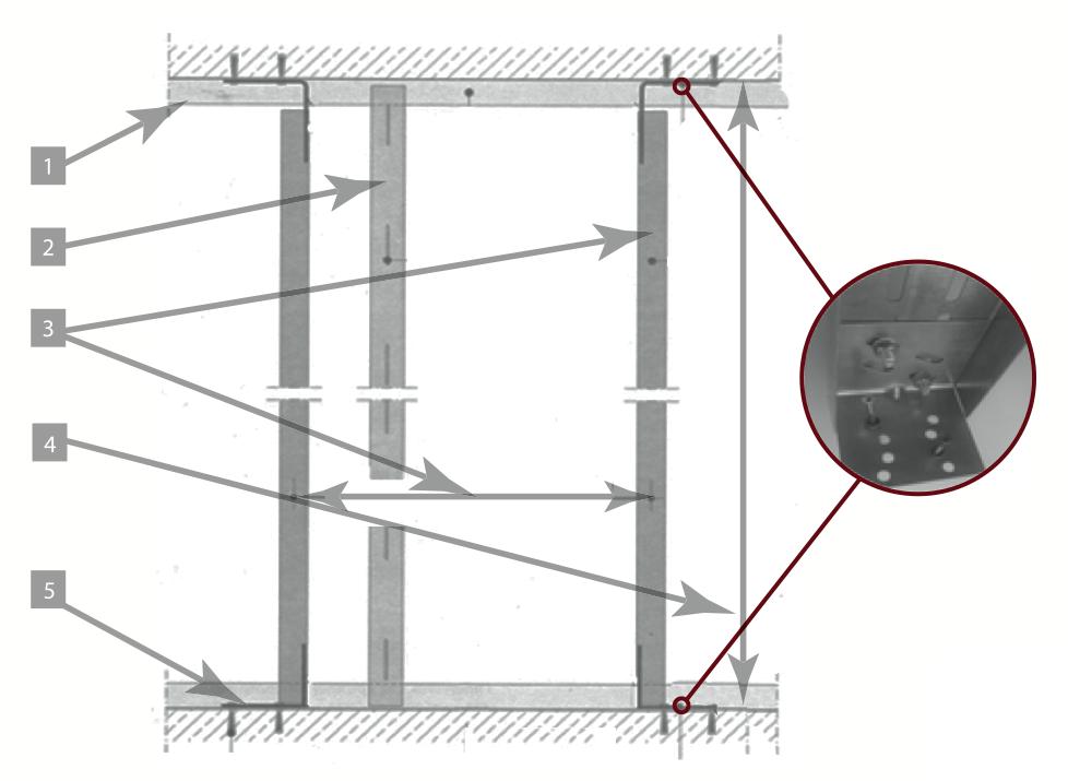 15-6 primer montada profilya ua dlya krepleniya k nemu navesnogo oborudovaniya